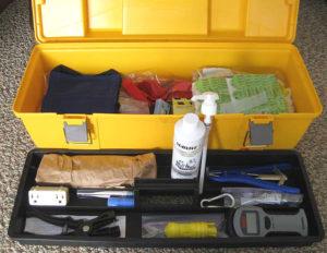 lambing toolkit