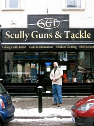 Rick at Scully Guns & Tackle