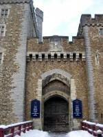 Cardiff Castle Entrance