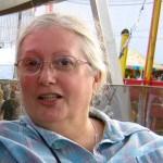 Nancy Grace Hart at the Tunbridge World's Fair