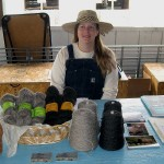 Sarah at the Tunbridge World's Fair