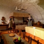 Interior Château Ramezay