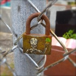 Graffiti Lock