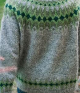 Asymptote sweater - color