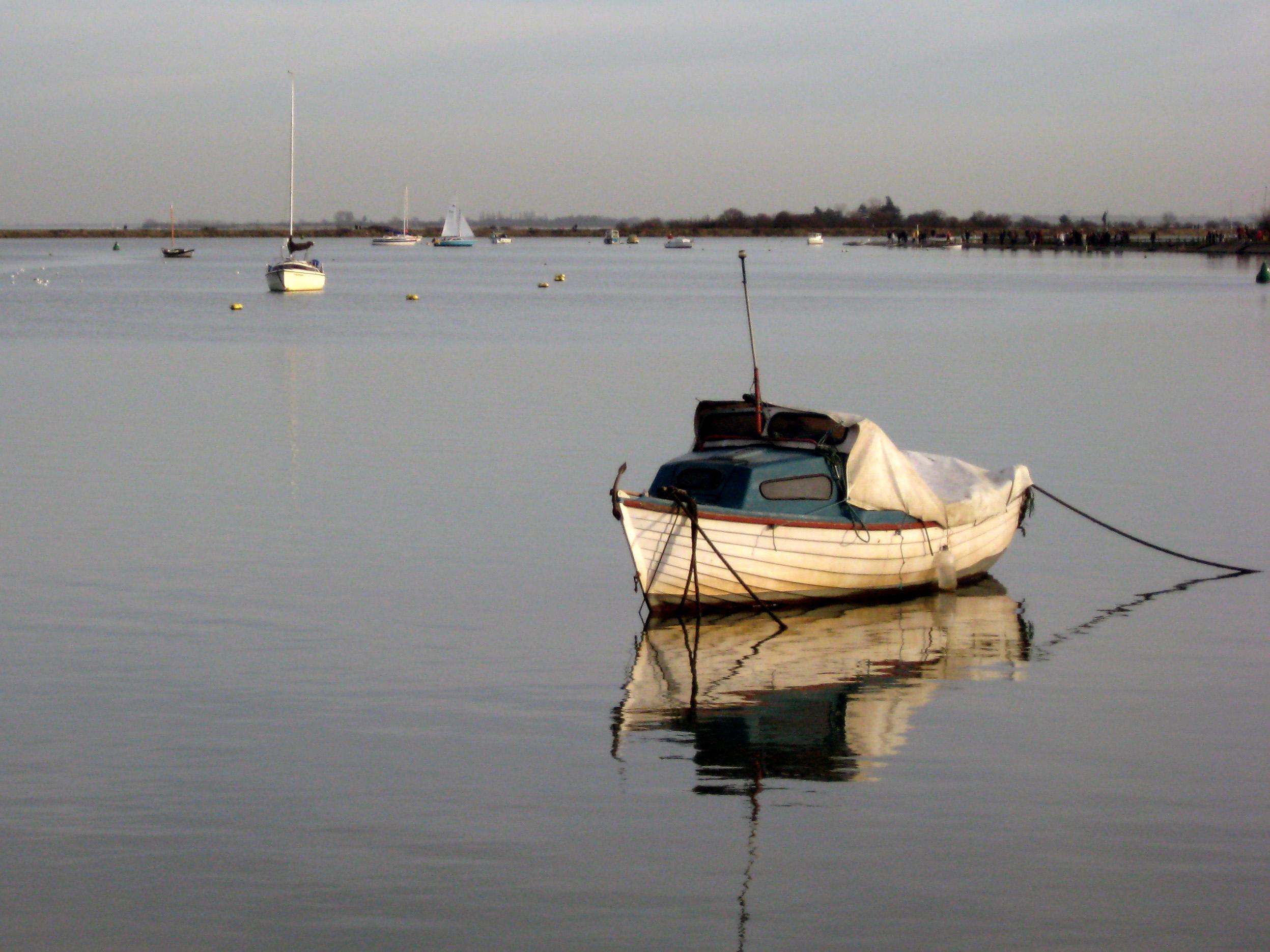 Adrift — An Off Course Porter