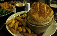 Yummy Pies at The Goat Major