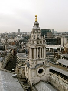View of St. Paul's from St. Paul's