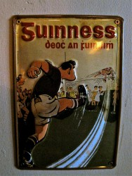 Gaelic Guinness Sign