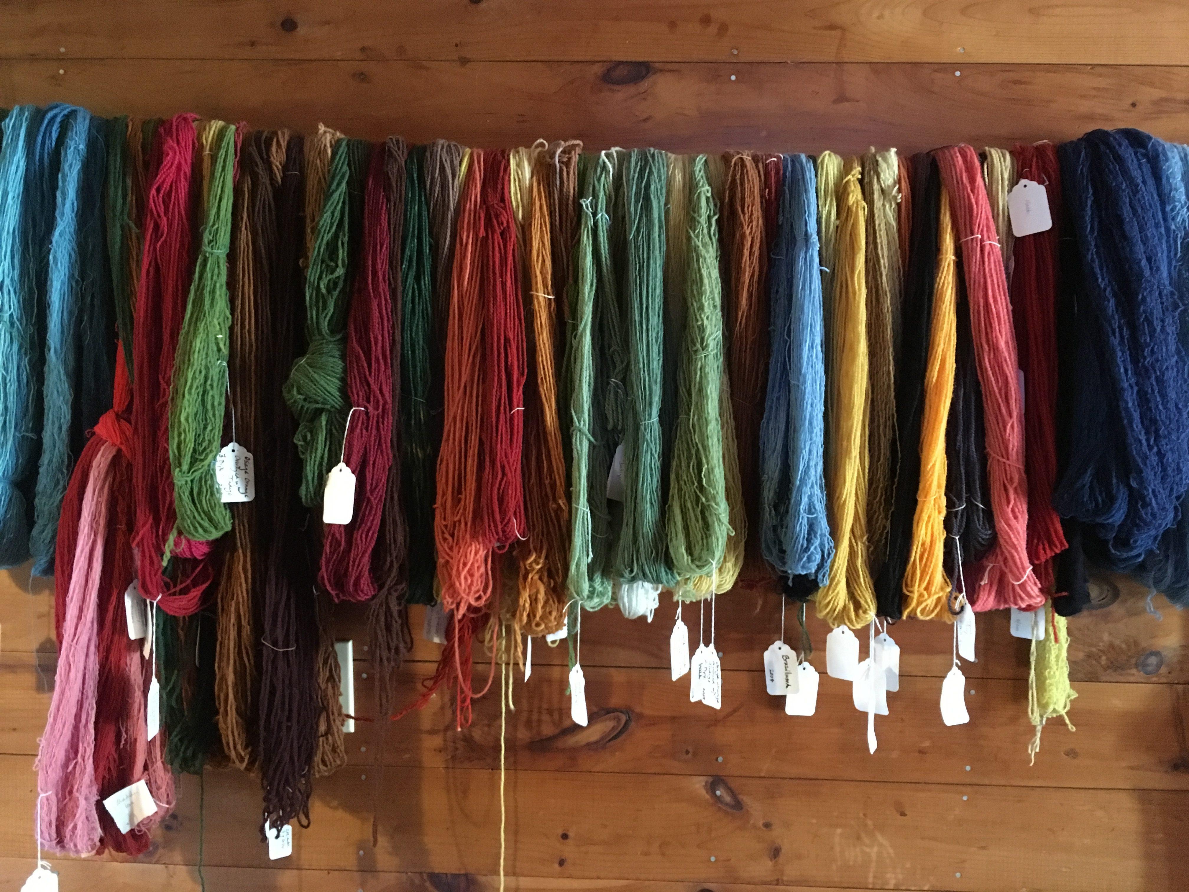 Some pretty yarn!
