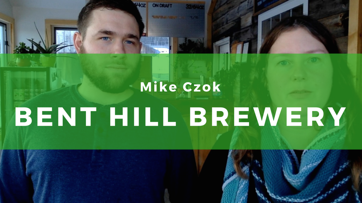 10: Bent Hill Brewery – Unusual flavors, uncompromising taste