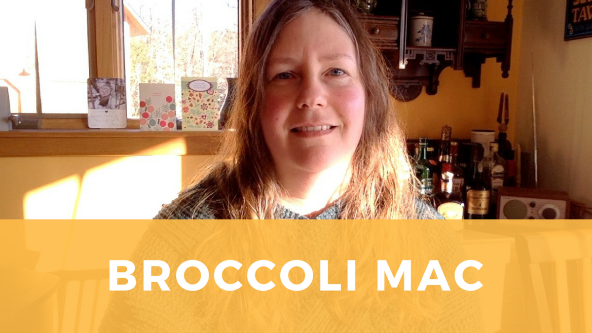 Broccoli Mac: Macaroni Casserole