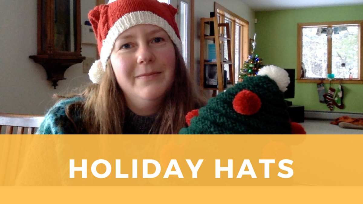 Holiday Hats Make Fun Project Gifts