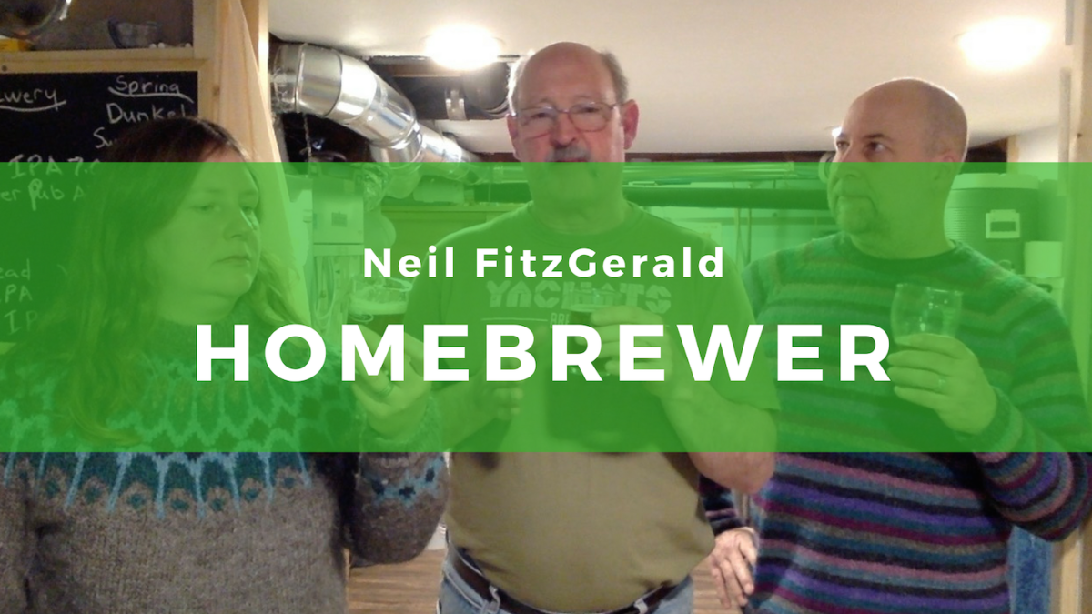 14: Neil FitzGerald, Homebrewer