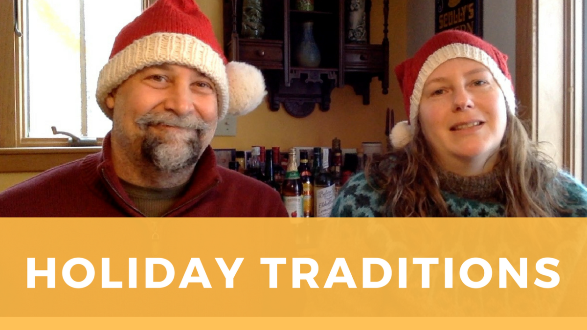 Holiday Traditions: Family, friends, and feasts