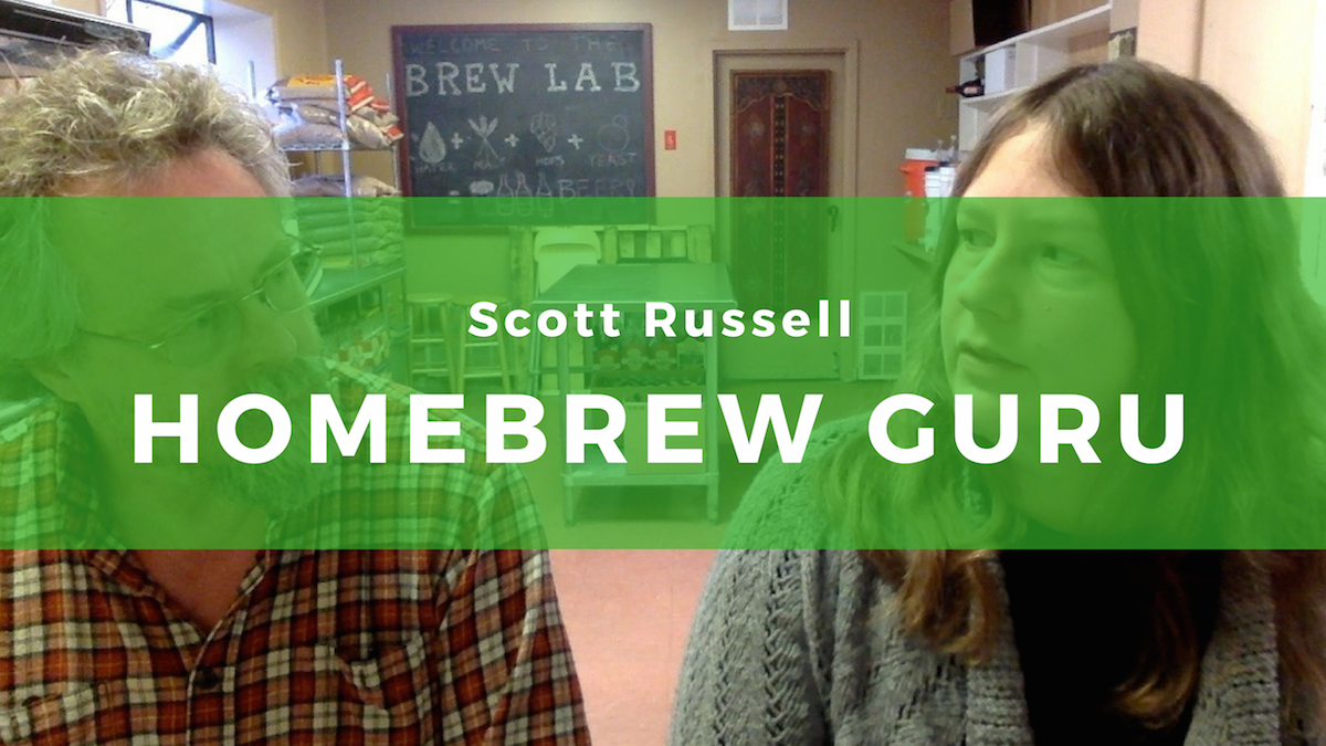 8: Interview with Scott Russell, The Homebrew Guru