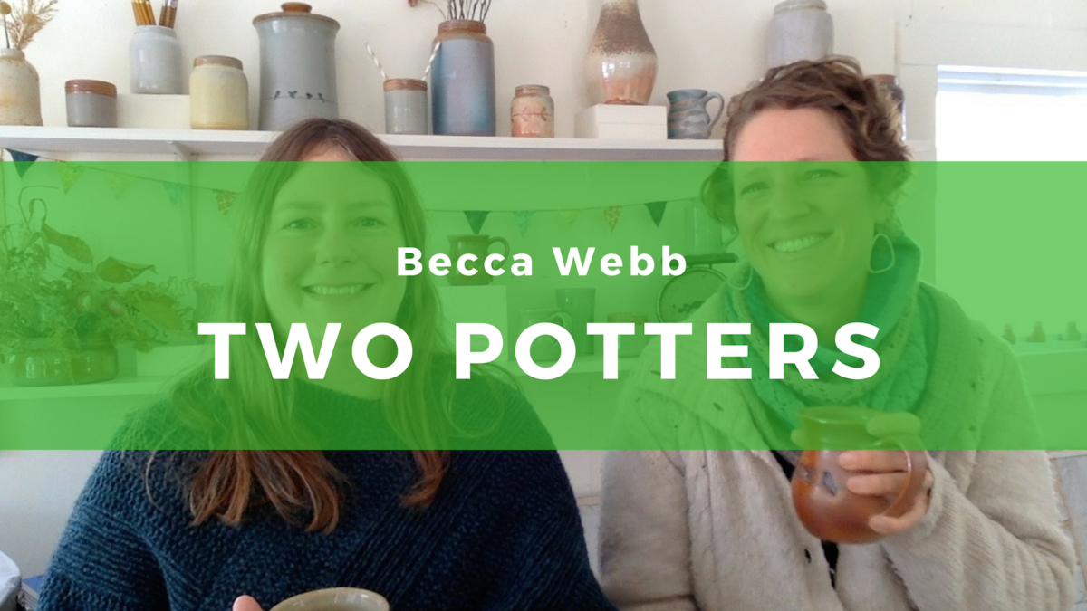 9: Becca Webb of Two Potters – Tradition, beauty, and function