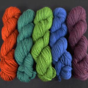 Romney yarn