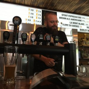 Our Gracious Barman