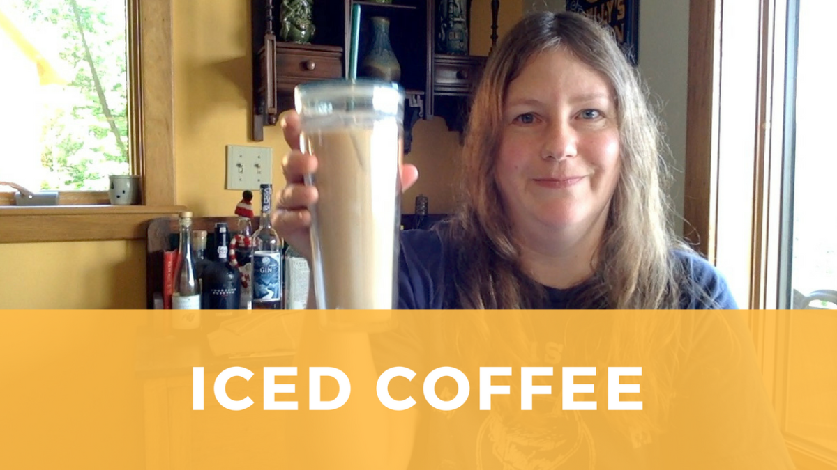 Iced coffee: make cold brew at home for a tasty and refreshing summer treat