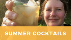 summer cocktails