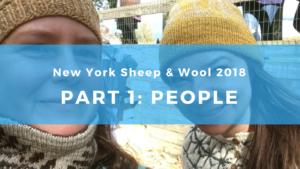 NY Sheep and Wool Part 1
