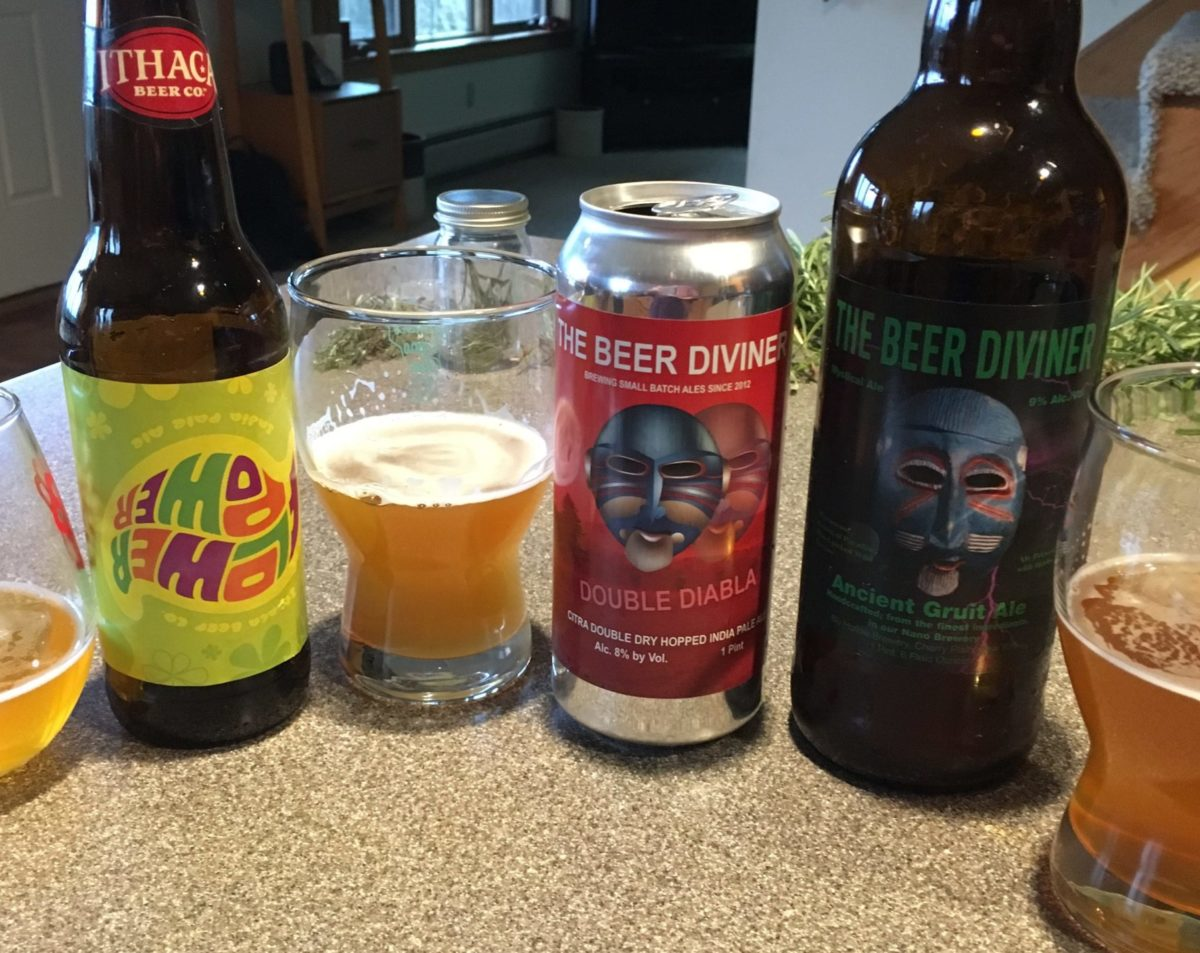 Tasting New York Beers: Standby styles and unusual experiments