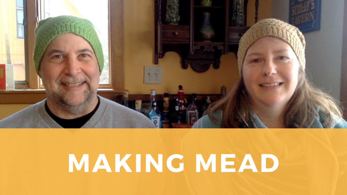 Making Mead: Honey plus time yields a delicious beverage