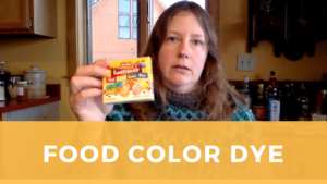 Food Color dye