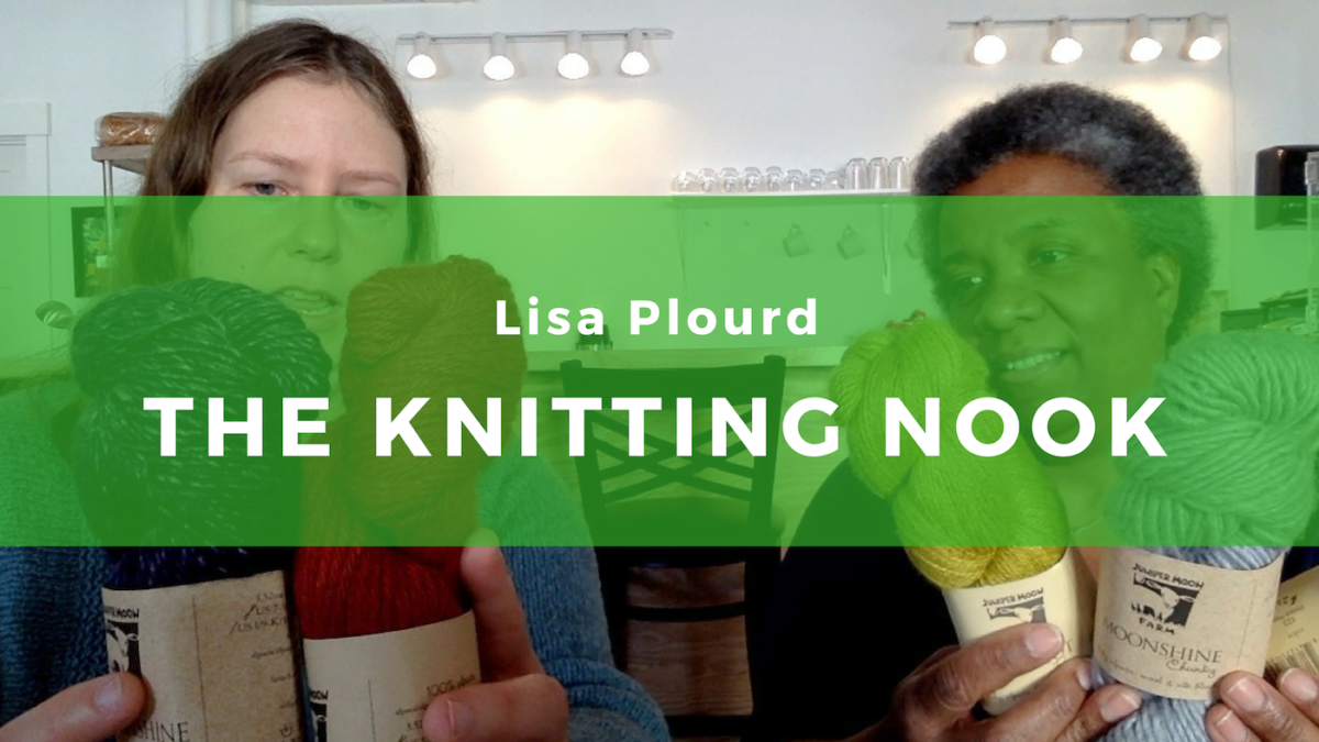 25 The Knitting Nook, Portland Maine: This cozy neighborhood café is also a yarn shop.
