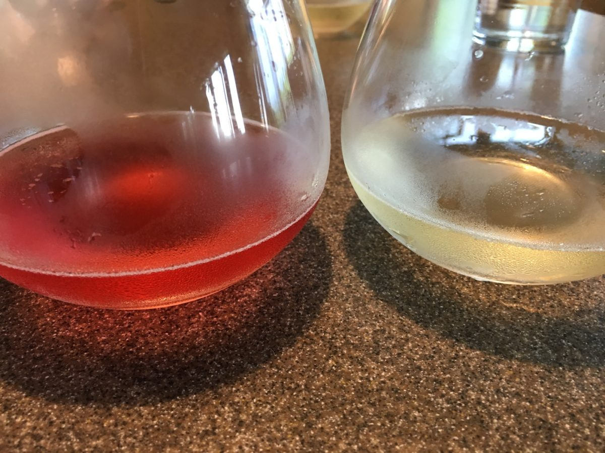 Tasting Mead and Melomel: Patience pays off