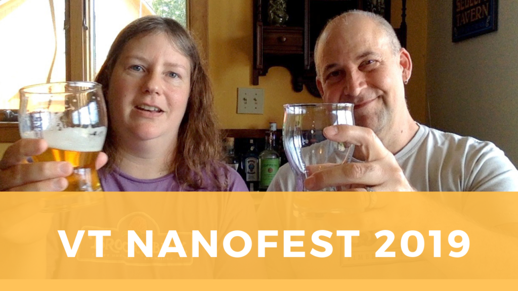 Screen capture from the video about NanoFest