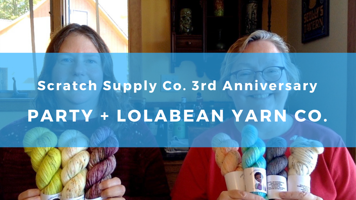 Field Trip to Scratch Supply Co. and LolaBean Yarn Co. Trunk Show