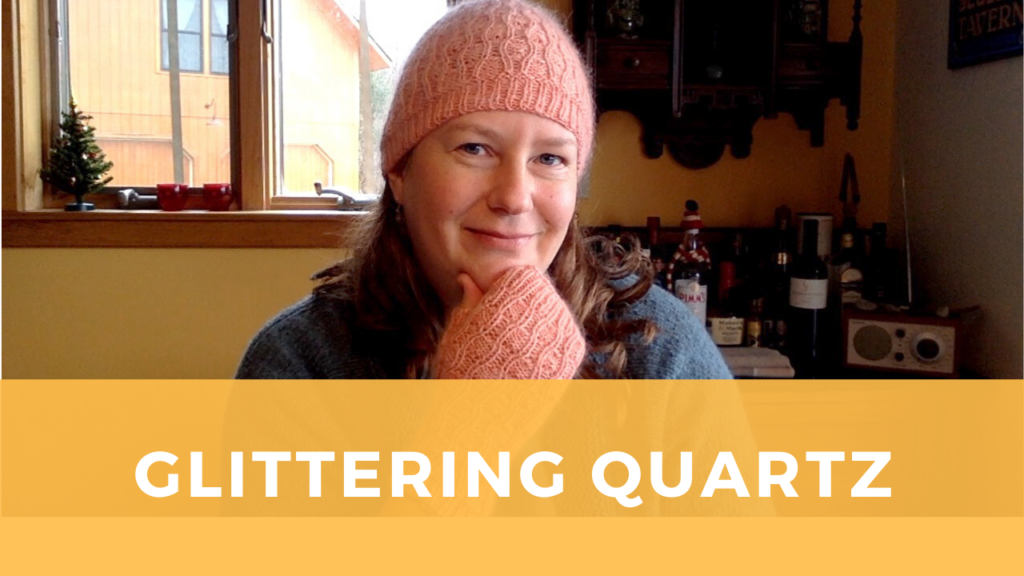 Screenshot for Gittering Quartz Video.