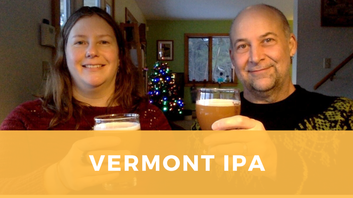 Metaphors & Rainbows … Whatever: A Juicy Vermont IPA