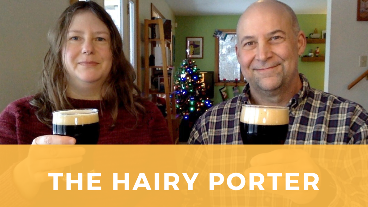 The Hairy Porter – A Rich Winter Warmer